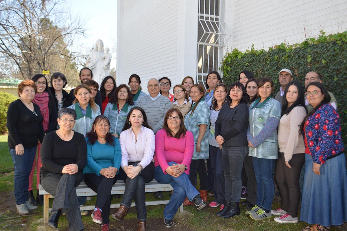 Colaboradores de la CCM participaron de la Jornada de Capacitación